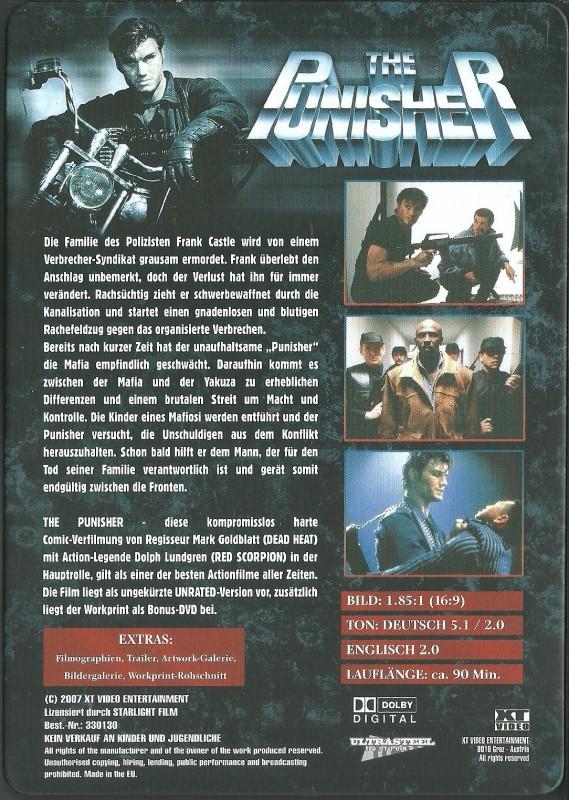 THE PUNISHER - Ultrasteelbook von XT
