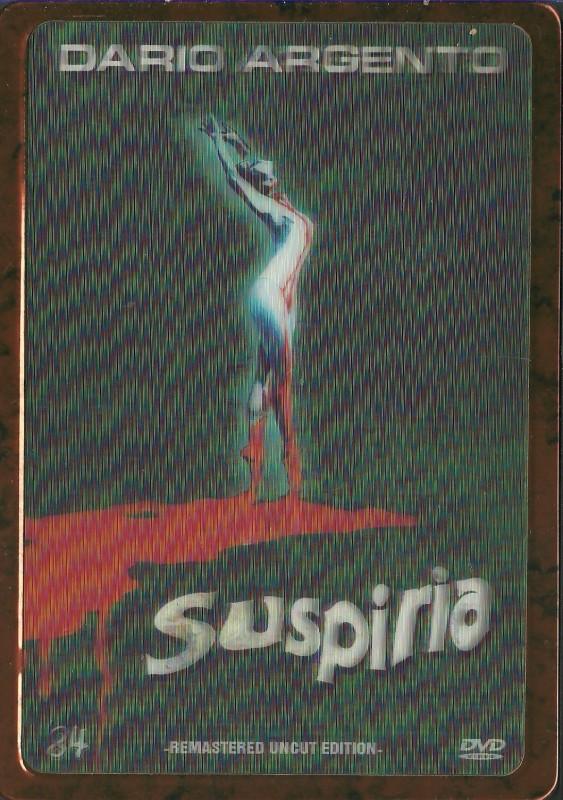 SUSPIRIA - Ultrasteelbook von XT