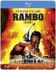 Rambo Trilogy Teil 1, 2 & 3 UNCUT Blu Ray STEELBOOK wie NEU!