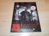Vampire Nation MEDIABOOK OVP Splendid