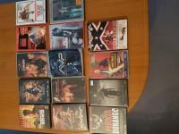Konvolut aus 14 DVD's