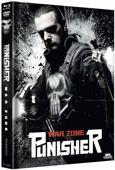 Punisher: War Zone/Nameless Mediabook/Cover B/limitiert 666