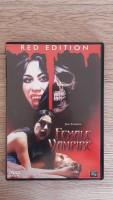 FEMALE VAMPIRE - UNCUT Red Edition JESS FRANCO