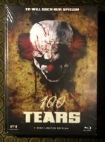 100 TEARS - Mediabook Cover B - out of print! - Neu und OVP!