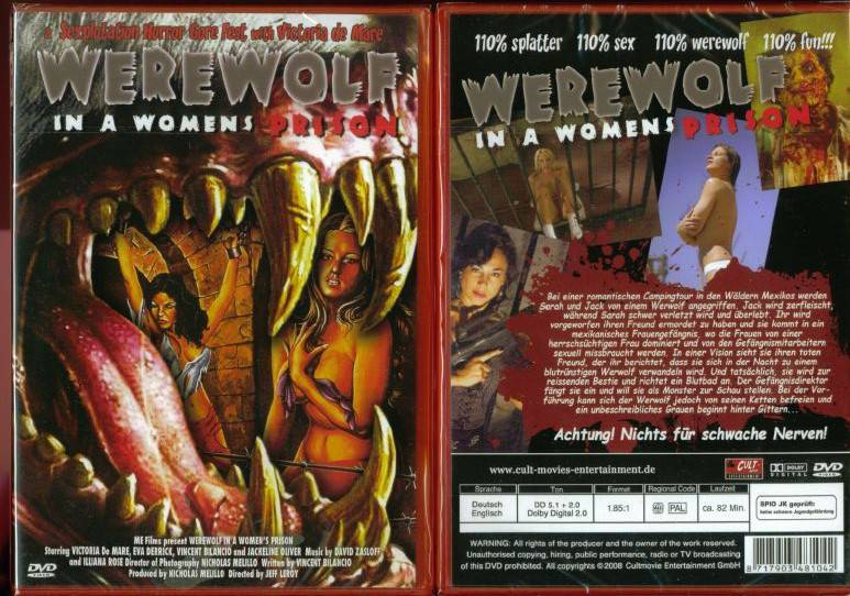 Werewolf in a Womens Prison Neuware
