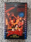 Zombie Dawn of the Dead (VHS) Video Astro Euro-Cut Argento
