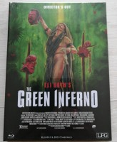 The Green Inferno   MB   Lim.300   Cover C   OVP
