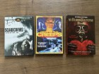 Scarecrows| Night of the Creeps| Bloody Valentine|RC1|Horror