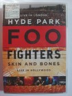 Foo Fighters - Hyde Park: Live in London + Skin and Bones