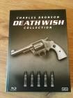 DEATH WISH 1-5 COLLECTION - Limitiertes Blu-Ray Mediabook !