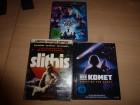 Blu-Ray-Raritäten (Slithis MB, Der Komet MB, Ready Player...