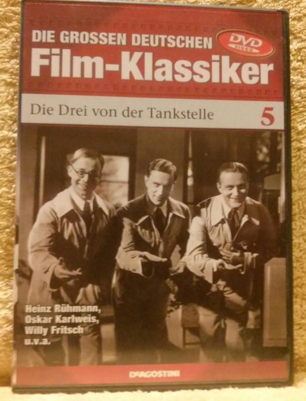 Die drei von der Tankstelle Klassiker DVD
