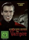 Schlechte Zeiten für Vampire DVD mit Christopher Lee