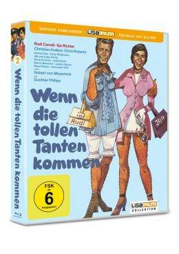 Wenn die tollen Tanten kommen - Blu-ray Amaray OVP