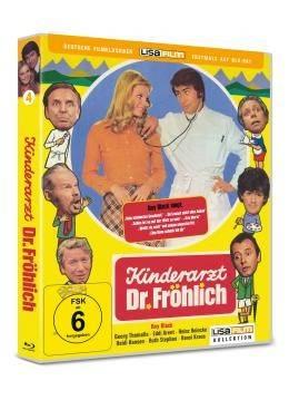 Kinderarzt Dr. Fröhlich - Blu-ray Amaray OVP