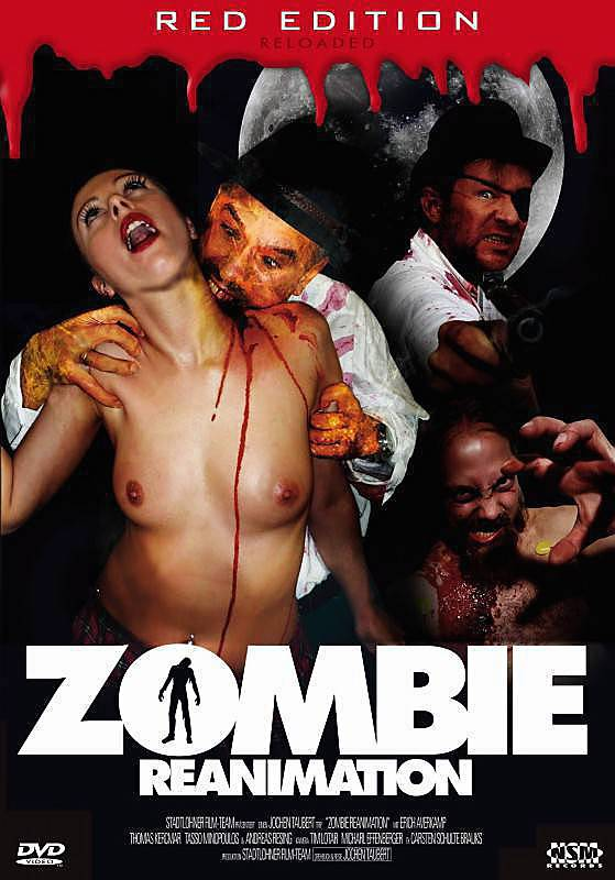 Zombie Reanimation ** Red Edition reloaded * Kleine Buchbox