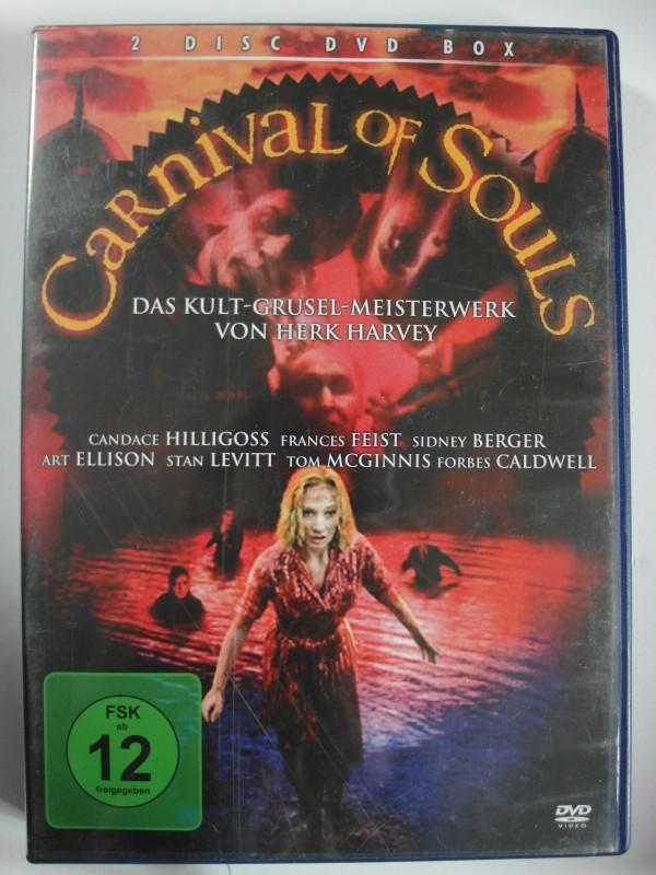 Carnivals of Souls - Horror Grusel Schocker: Dämon verfolgt