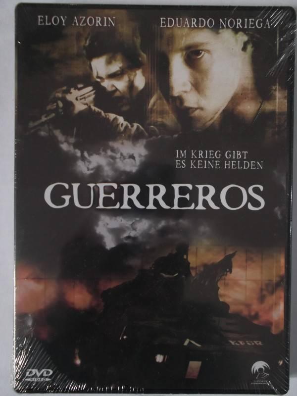 Guerreros DVD Neuwertig