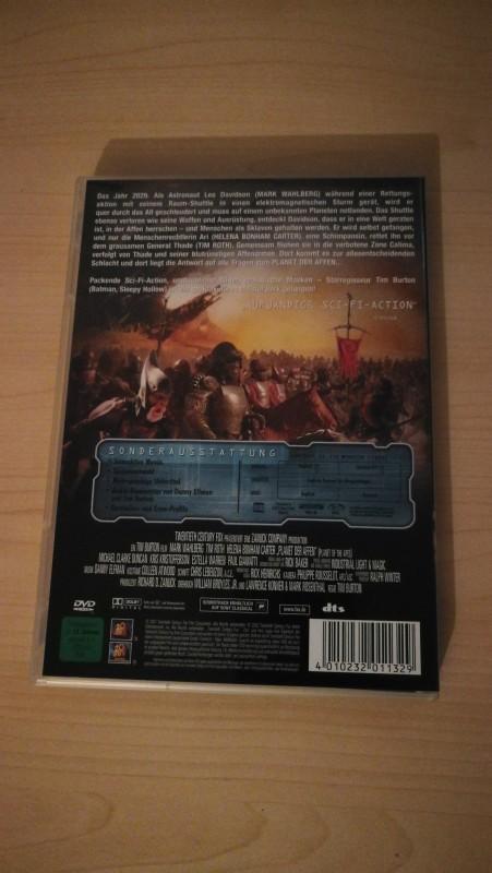 DVD - Planet der Affen