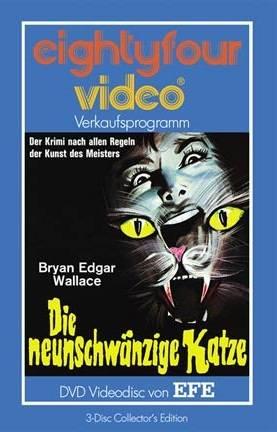 *84: Die neunschwänzige Katze gr.Hartbox Cover B*