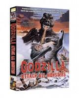 * Godzilla attack all Monsters - Lim 1000 Uncut  *