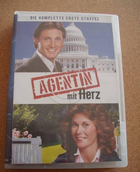 Agentin mit Herz - Die komplette erste Staffel [5 DVDs]