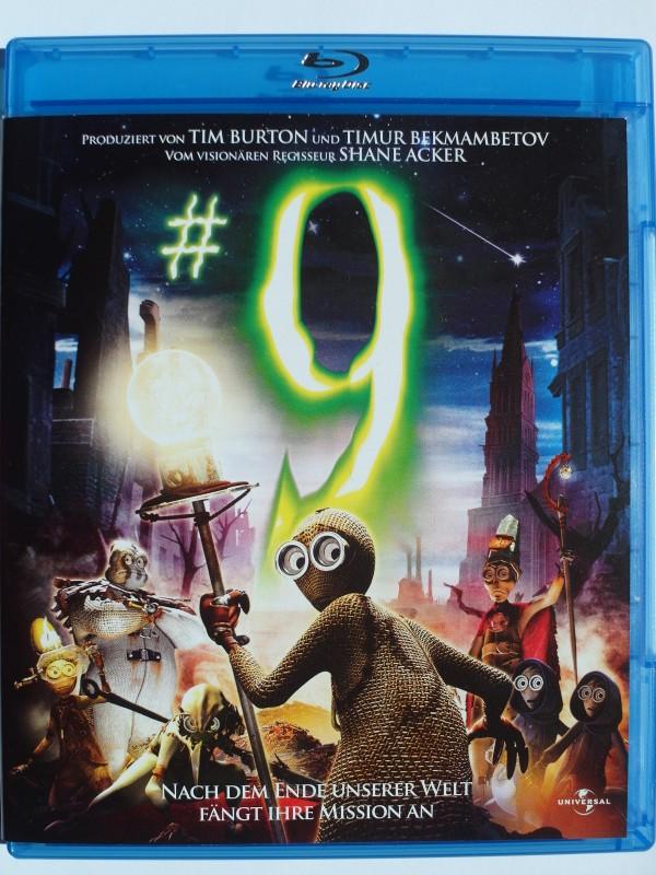 # 9 - Endzeit Animation #9 - Tim Burton, Shane Acker, Puppen