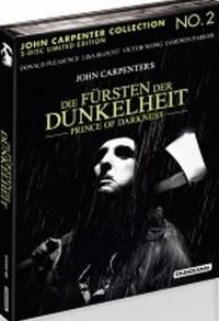 *Die Fürsten der Dunkelheit Uncut Limited Mediabook *