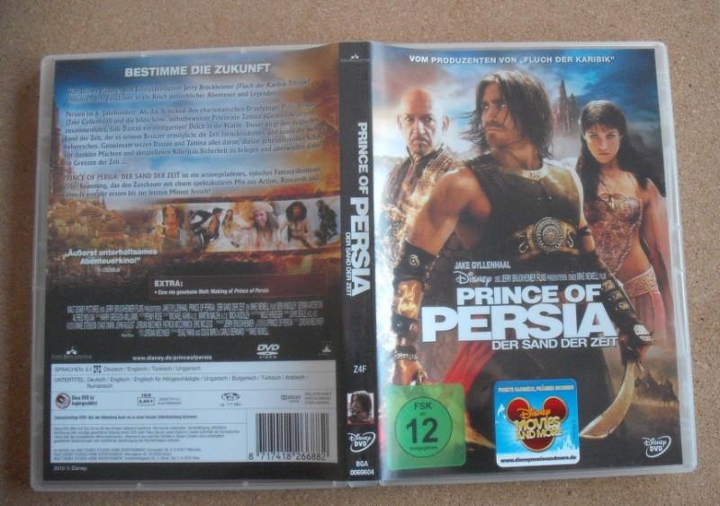 Prince of Persia - Der Sand der Zeit (2010) DVD