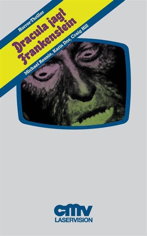 *Dracula jagt Frankenstein (Lim. VHS Edition)*
