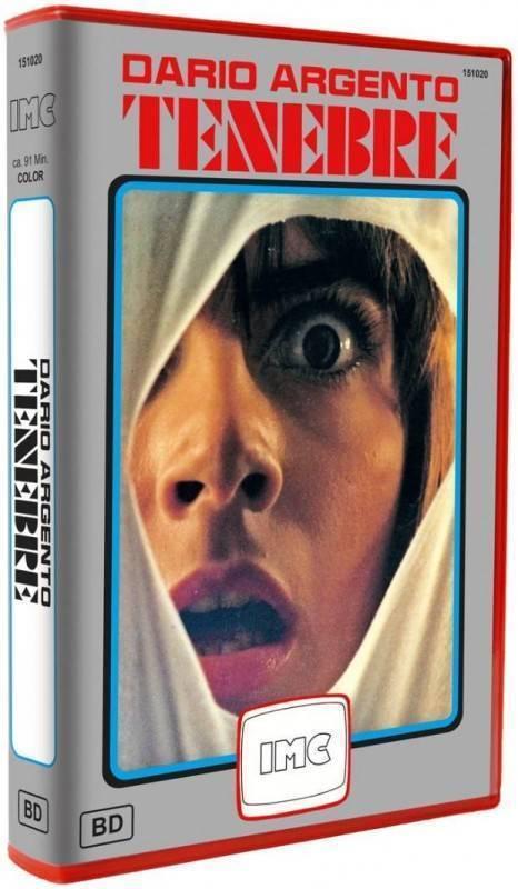 *Tenebre IMC XT Blu-ray Red Box 250 Limited Edition*