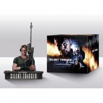 *Silent Trigger (Limited Uncut Mediabook inkl. Büste) *