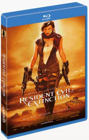 Resident Evil 3 [Blu-ray] (deutsch/uncut) NEU+OVP