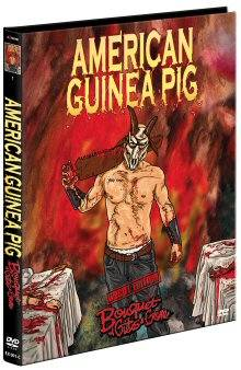 *American Guinea Pig: Bouquet of Guts and Gore Mediabook C