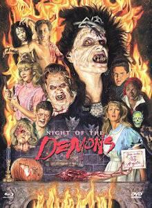 *NIGHT OF THE DEMONS Cover D - Mediabook *