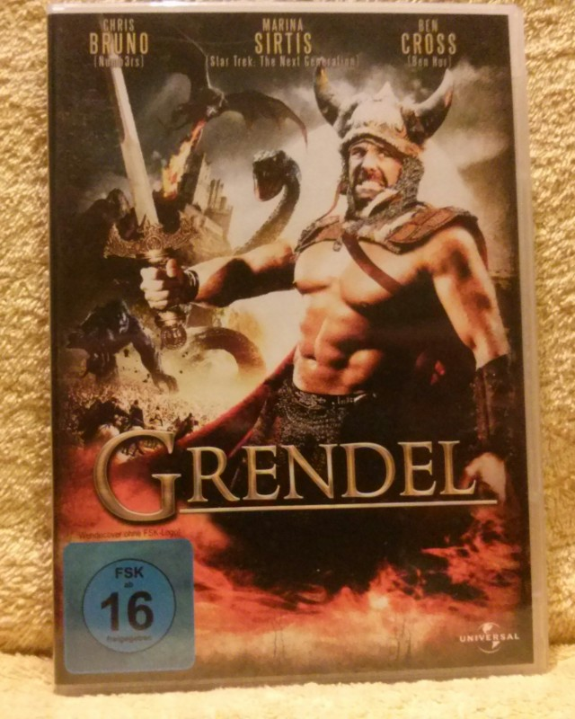 GRENDEL Dvd Chris Bruno (P)