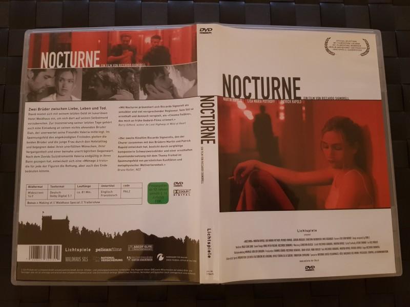 NOCTURNE v. R. Signorell / Lichtspiele/Ascot / RAR!!