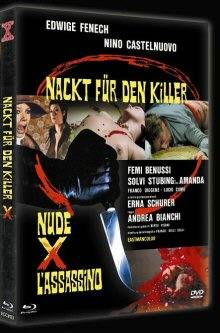 *Nackt für den Killer Limited Mediabook Edition Cover A*