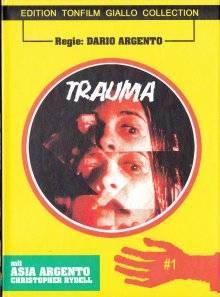 *Aura - Trauma Limited Mediabook Cover B*