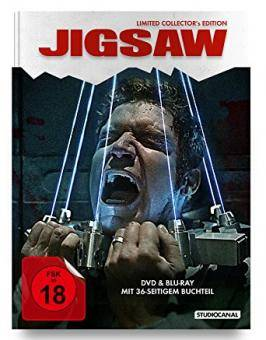 *Jigsaw Limited Uncut Collector's Edition Mediabook*