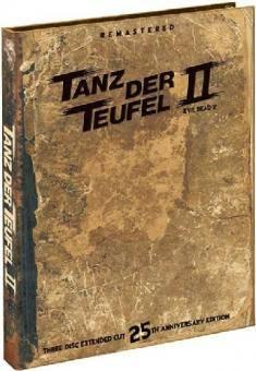*Tanz der Teufel 2 25th Anniversary 3 Disc Mediabook*