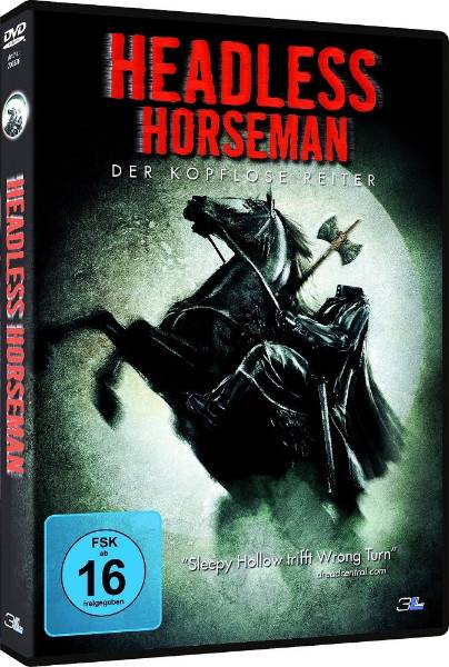 Headless Horseman   Der kopflose Reiter -DVD