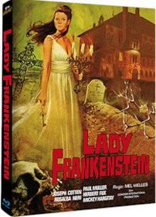 *Lady Frankenstein Mediabook Cover B *