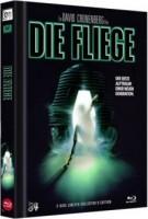 *Die Fliege (Limited Mediabook, Blu-ray+DVD, Cover A)*