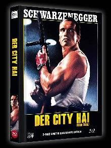 *Der City Hai (Limited Mediabook, Blu-ray+DVD, Cover C)*