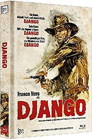 *Django (Limited Mediabook, Blu-ray+DVD, Cover B)*