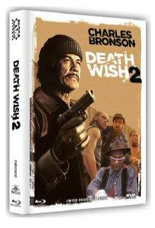 *Death Wish 2 - Der Mann ohne Gnade Mediabook Cover B*