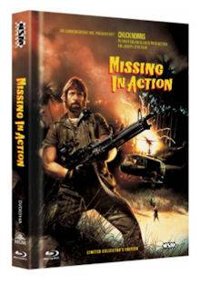 *Missing in Action (Limited Mediabook Cover A)*