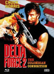*Delta Force 2 (Limited Mediabook, Blu-ray+DVD, Cover A)*