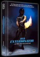 *Der Exterminator (Limited Mediabook, Blu-ray+DVD, Cover A)*